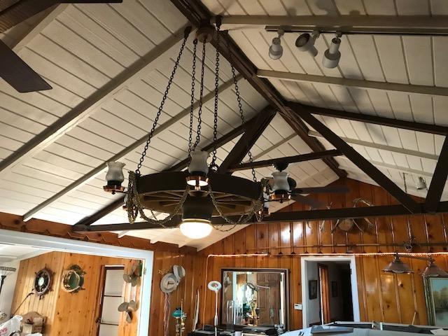 Potrero high ceilings