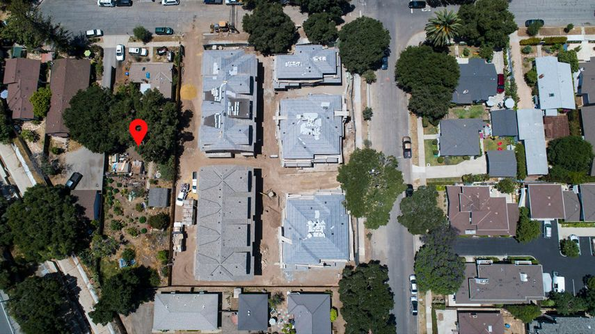 ABOVE AERIAL/R-3 LOT