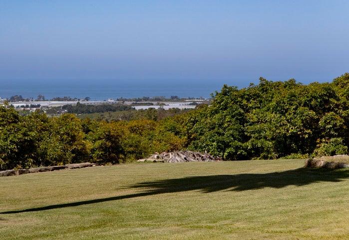 Lawn and Ocean Views