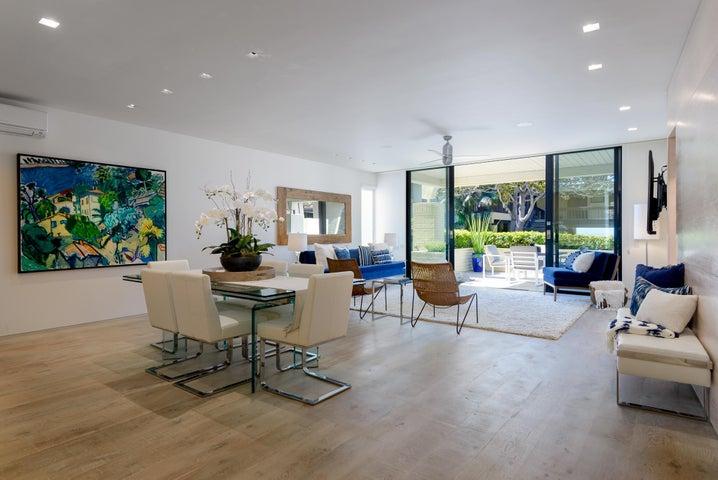 Luxurious, single story, ground floor Bonnymede remodel