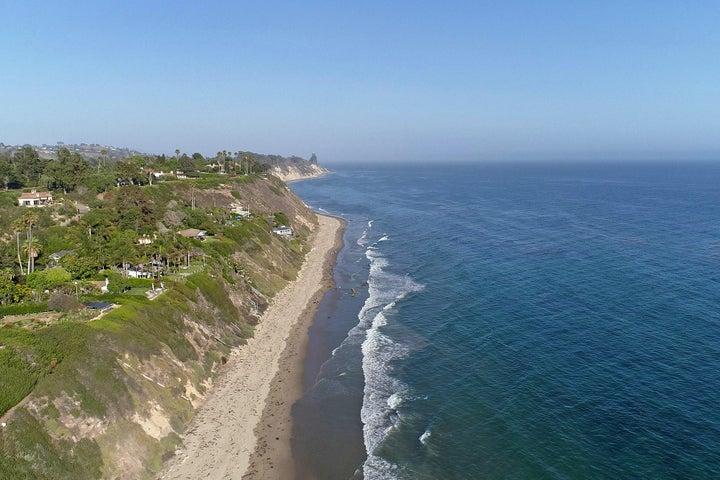 Hope Ranch Beach