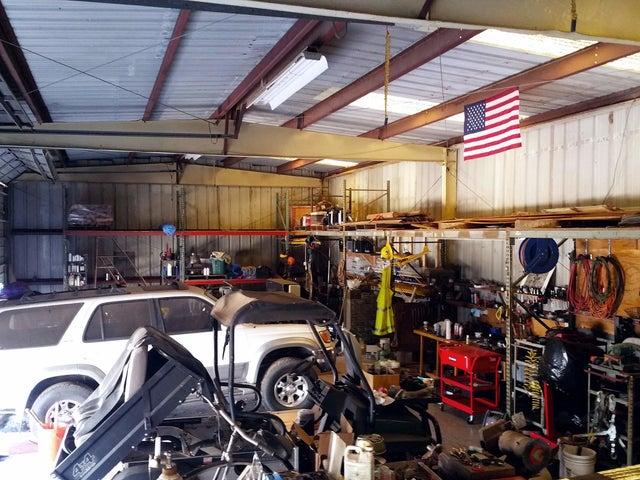 12 Metal Barn Interior 1