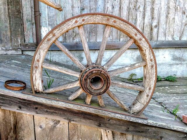 28 Wagon Wheel 1