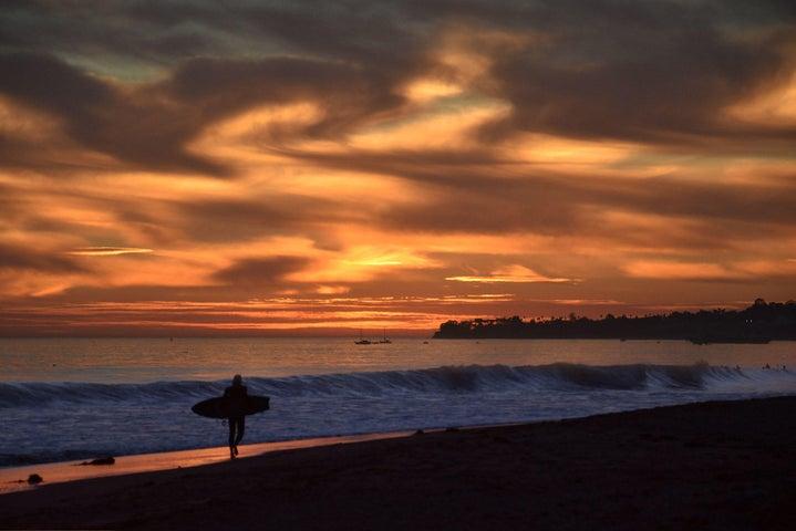 Bonnymede sunset