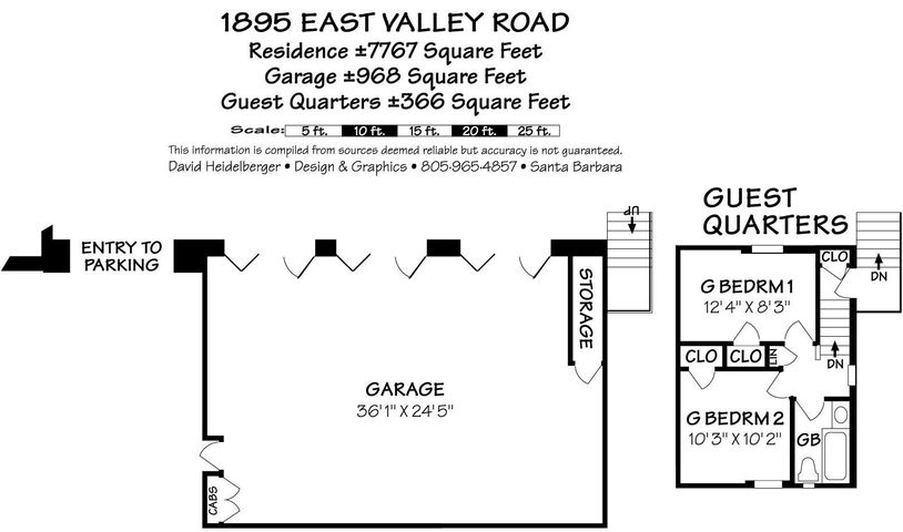 EVR second floor plan