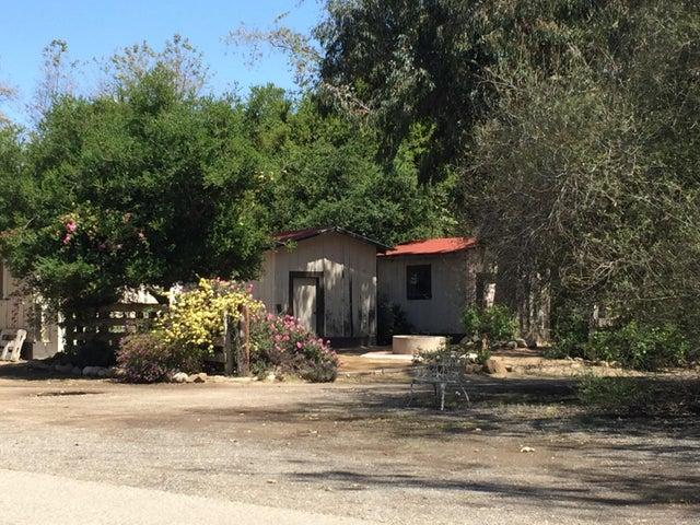 Dos Pueblos Ranch Buildings