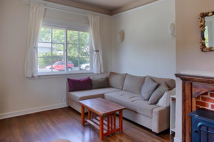 Unit B - Living Room