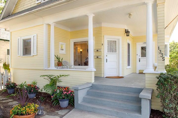 Porch & Entry Unit A