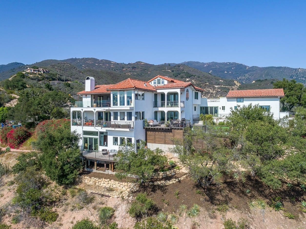 View of Rancho Estrella