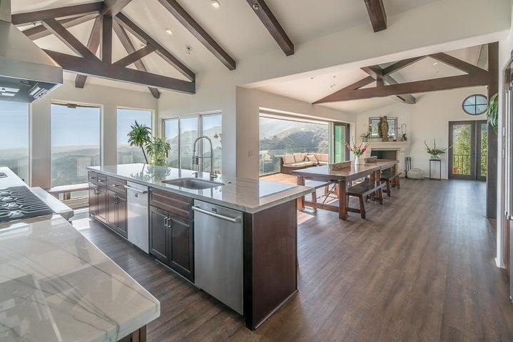 Main Residence -  Kitchen Views