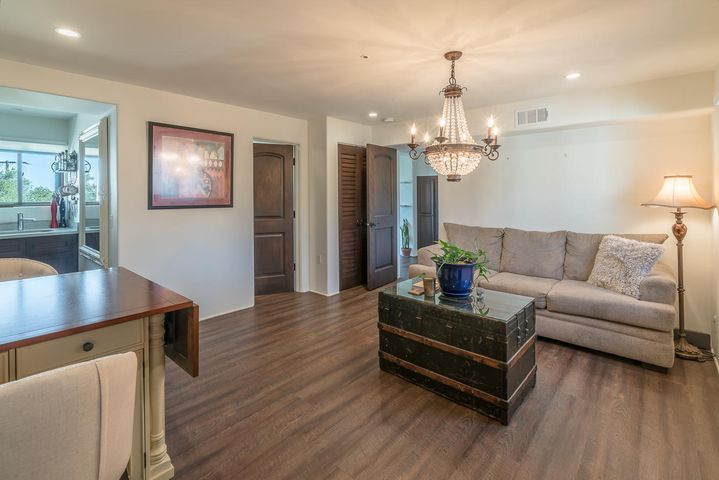 Nanny Quarters - Main Living Space