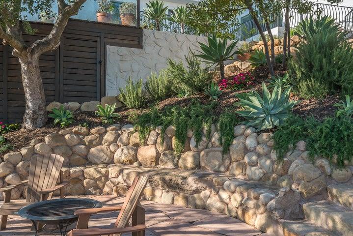 Grounds - Handmade Sandstone Bench