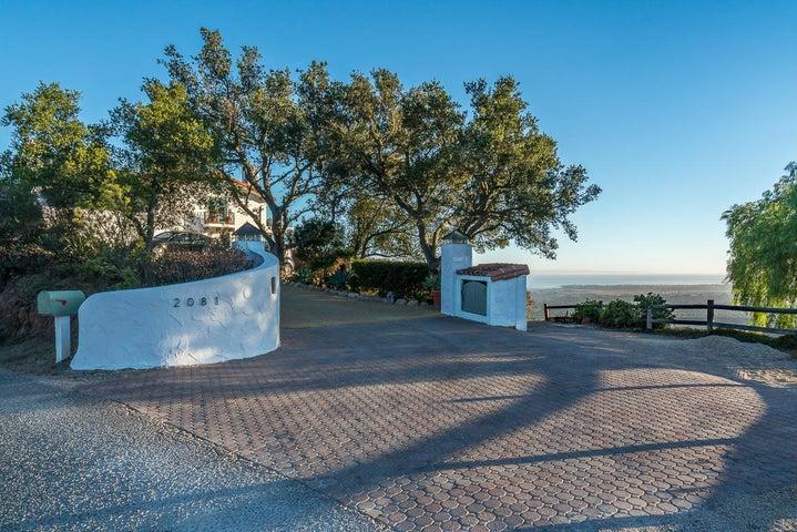 Rancho Estrella Entrance