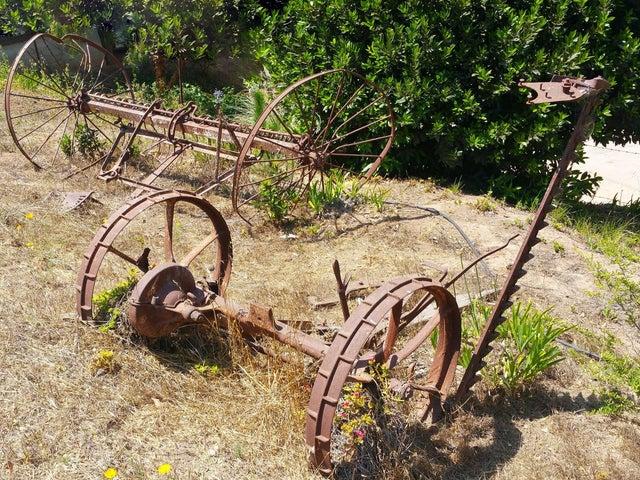 26 Derelict Equipment