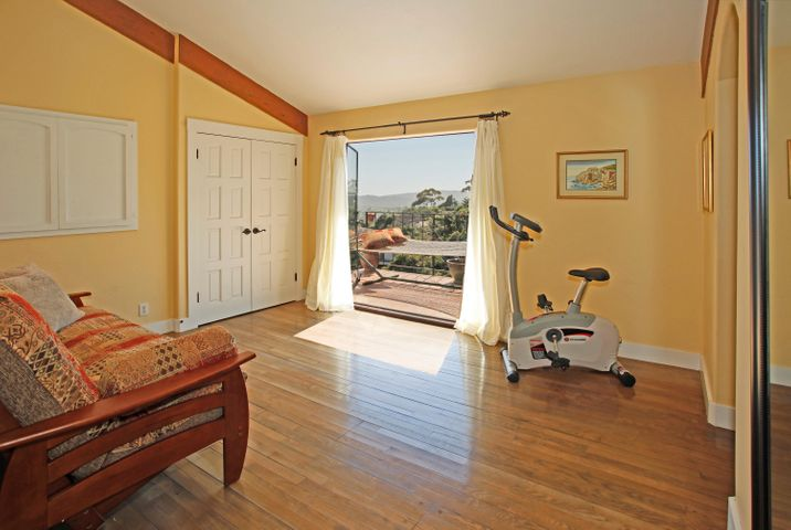 Bedroom #2 can be Ocean View Office