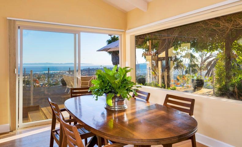 Dining Room Ocean Views