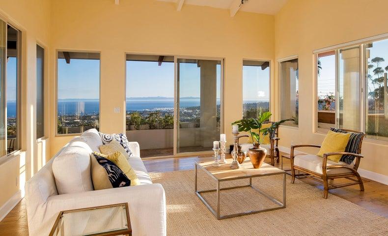 Living Room Ocean Views