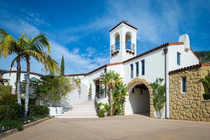 Spanish Vineyard Estate