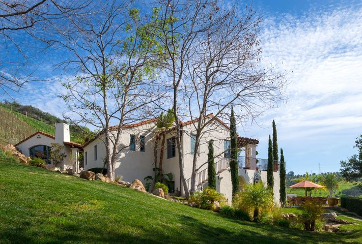 Spanish Colonial Revival Estate