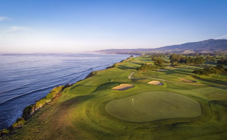 Neighboring Sandpiper Golf Course