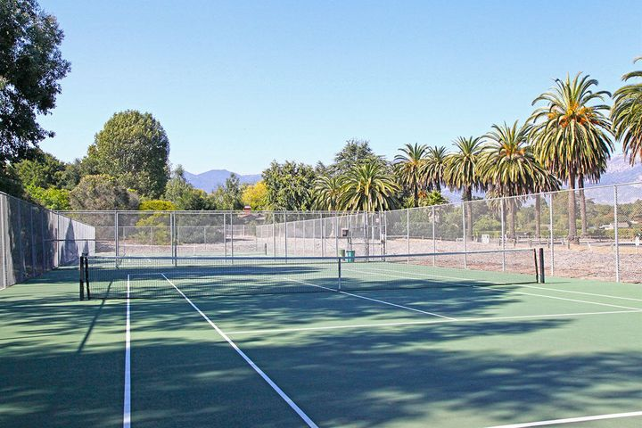 Hope Ranch Tennis Courts