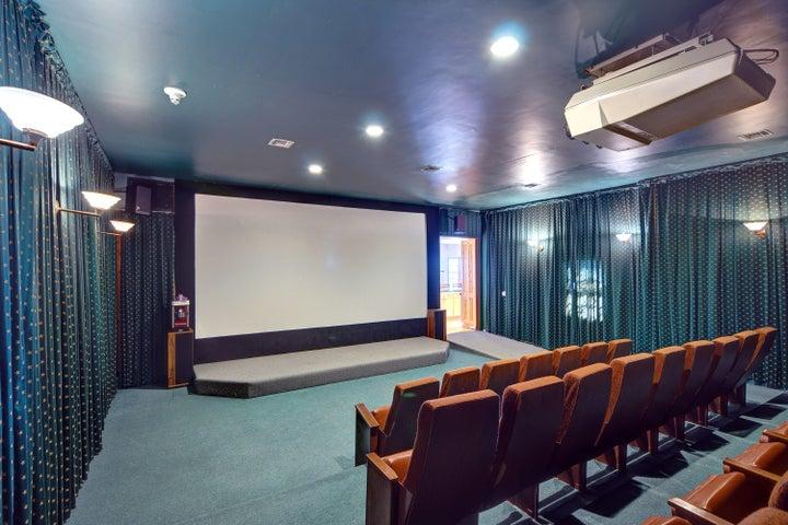 27 Seat Theatre