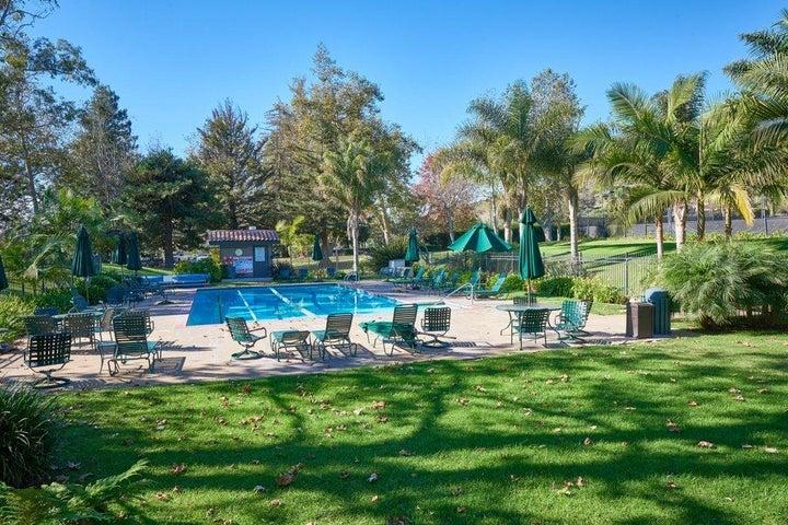 club swimming pool