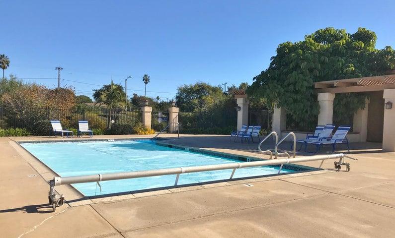 Pool and Baths