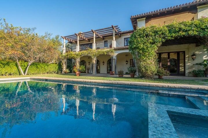 2060 Pool and Home