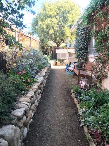 Gonzales Backyard