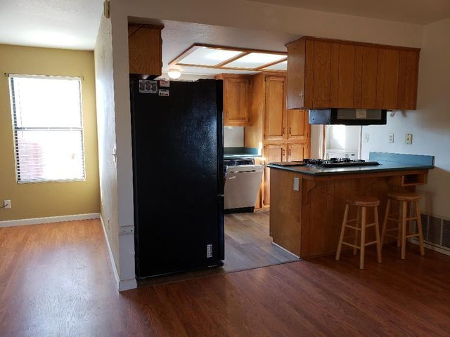 Kitchen and Living Space