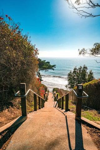 Mesa lane Steps