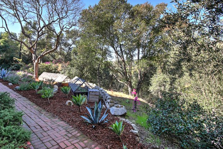 Private Setting on over 1 acre