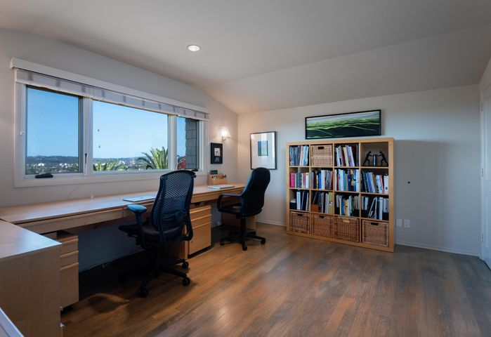 Fourth Bedroom or Office