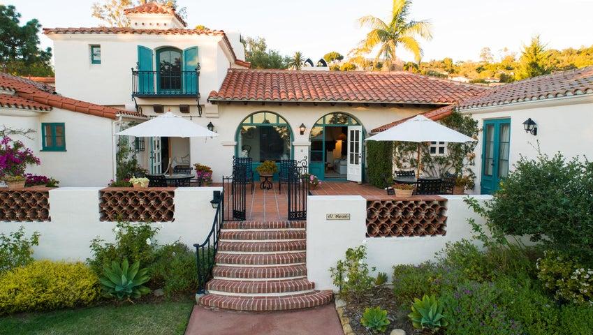 Historic Santa Barbara Estate