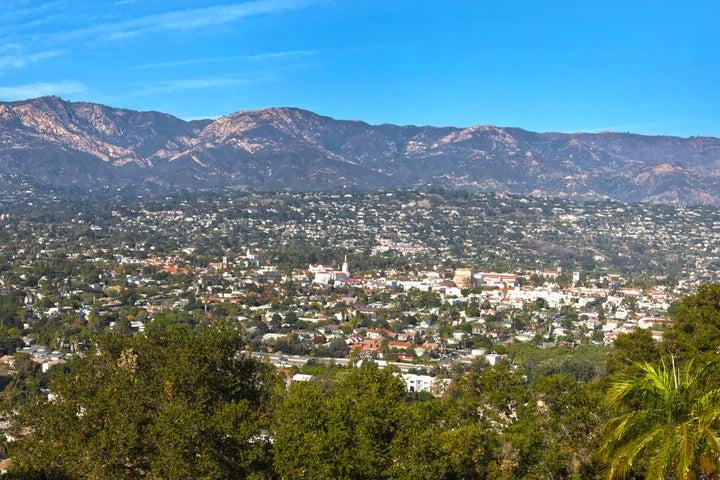 Panoramic Views of Santa Barbara