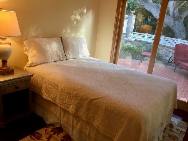 Guest Bedroom/Patio
