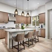 Plan 3 Goleta Model kitchen