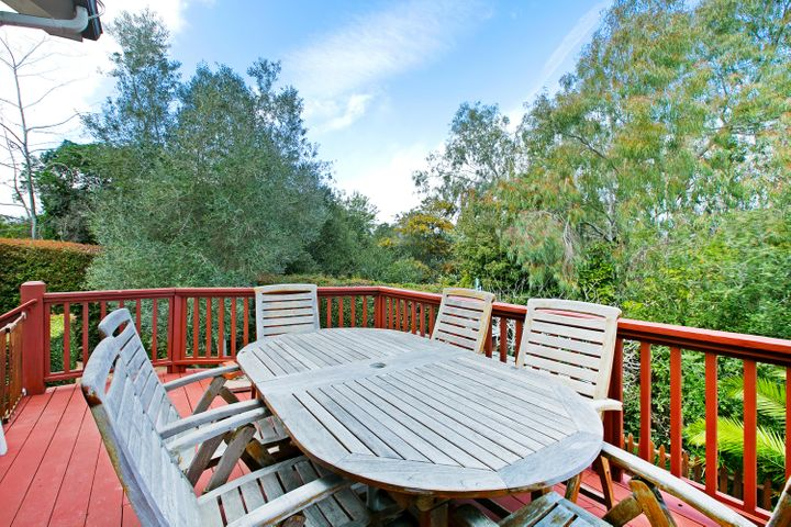 Deck off Dining