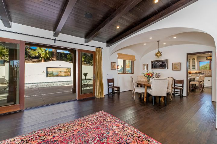 Family Room opens to Backyard