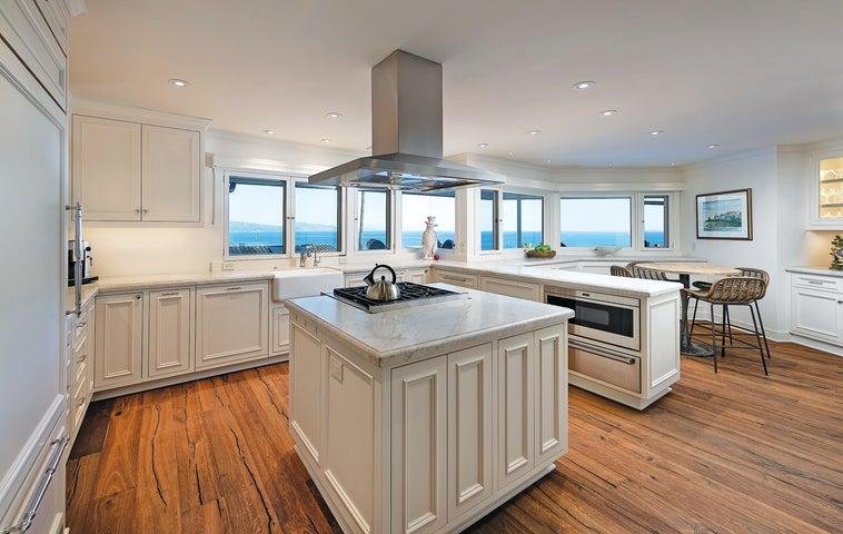 Kitchen w/views - part of $1.5M re-build