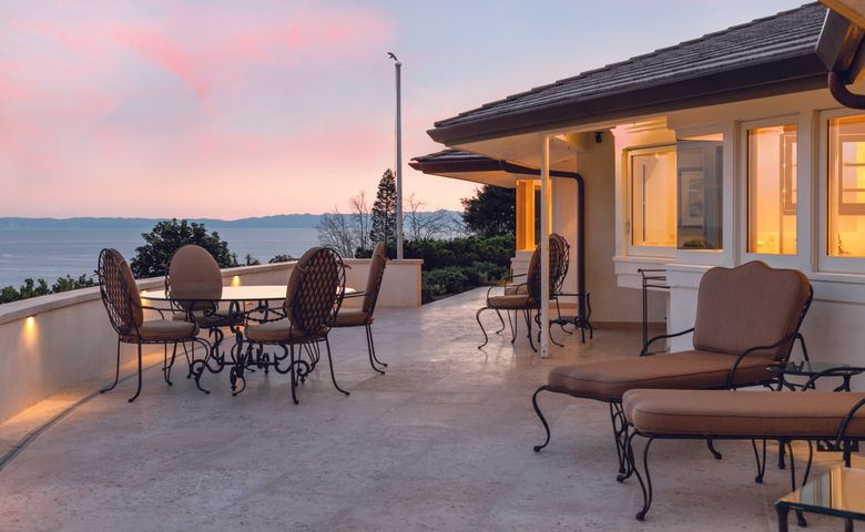 More patio views