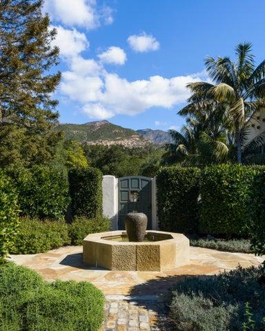 Entry Fountain