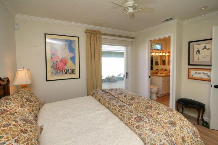 Bedroom slider doors