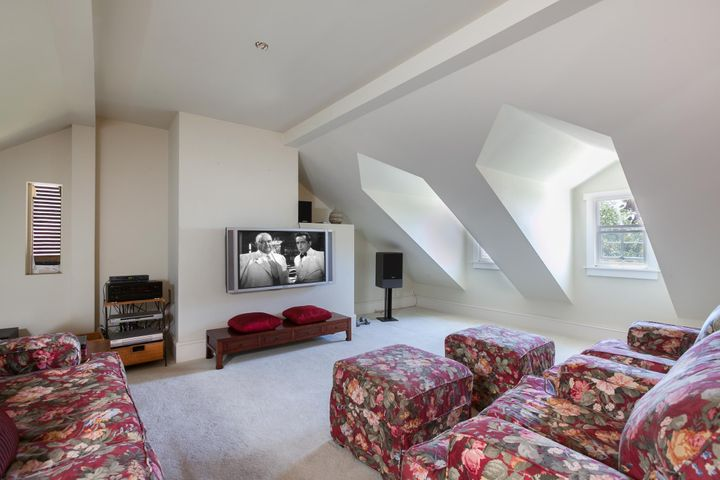 Loft/Storage/Family Room