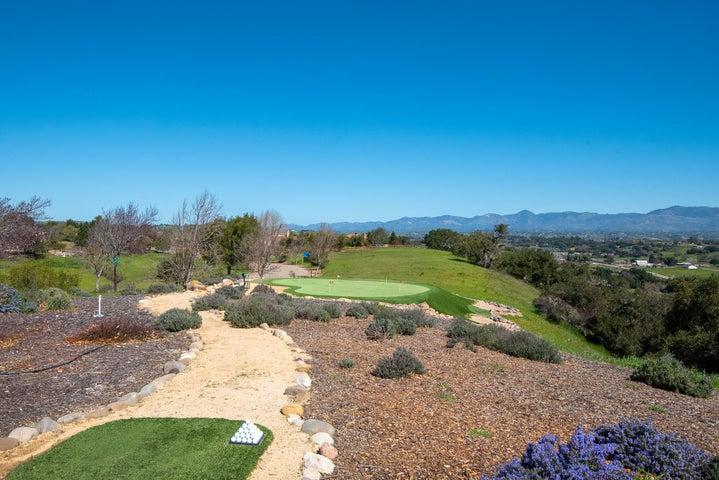 90 Yard Golf Hole