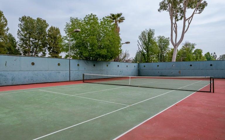 22-Community Tennis