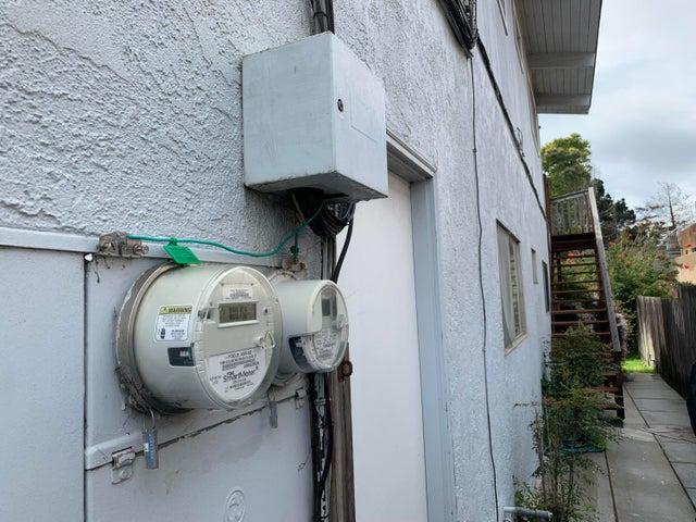 Separate Electric Meters