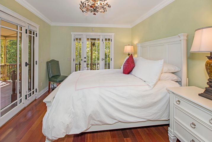 Gate house bedroom