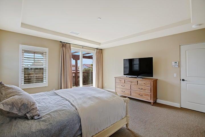 Master Bedroom looking SW